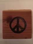 Peace Jewelry Box